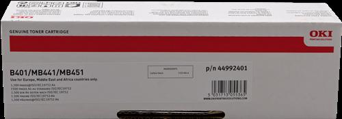 Comprar cartucho de toner 44992401 de Oki online.