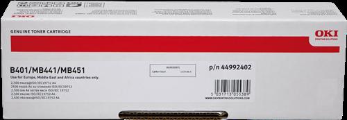 Comprar cartucho de toner 44992402 de Oki online.