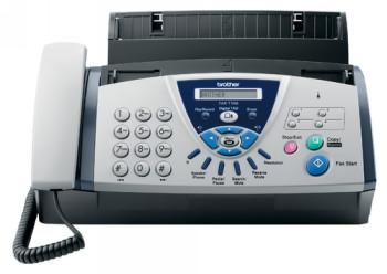 BROTHER FAX TERMICO T106 TELEFONO COPIADORA FAXT106