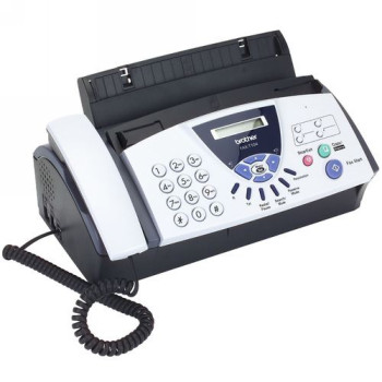 BROTHER FAX TERMICO T104 TELÉFONO COPIADORA FAXT104