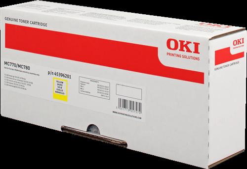 Comprar cartucho de toner 45396201 de Oki online.