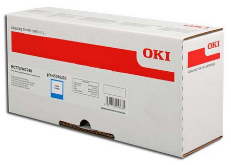 Comprar cartucho de toner 45396203 de Oki online.