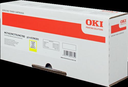 Comprar cartucho de toner 45396301 de Oki online.