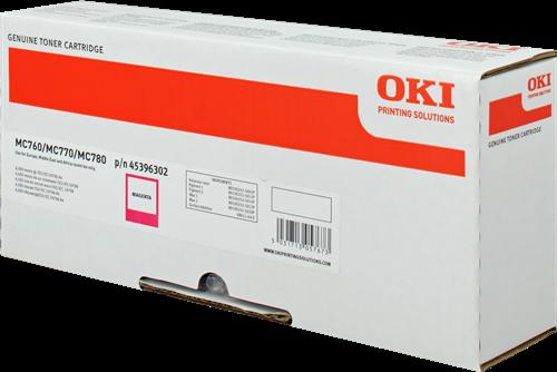Comprar cartucho de toner 45396302 de Oki online.