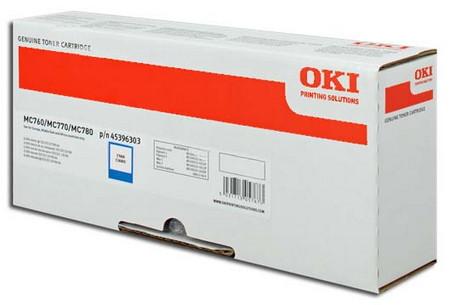 Comprar cartucho de toner 45396303 de Oki online.