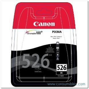 Cartuchos de tinta CARTUCHO DE TINTA CANON CLI-526BK