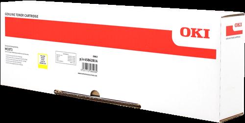 Comprar cartucho de toner 45862814 de Oki online.