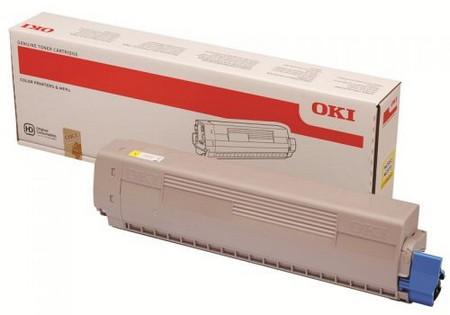 Comprar cartucho de toner 45862837 de Oki online.