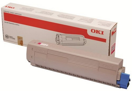 Comprar cartucho de toner 45862838 de Oki online.