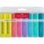 Rotulador faber fluorescente 1546 color pastel estuche 8 unidades surtidas