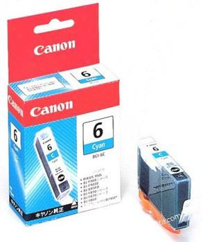 CARTUCHO DE TINTA CIAN 13 ML CANON BCI-6C