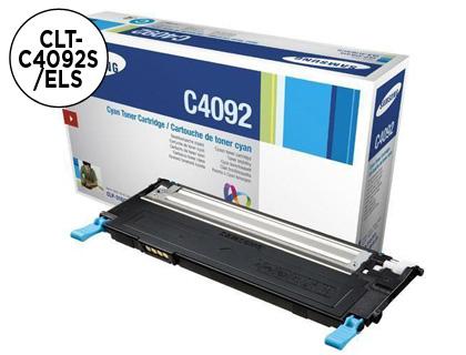 CARTUCHO DE TÓNER CIAN SAMSUNG CLT-C4092S