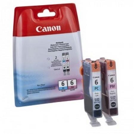 Comprar Pack 2 cartuchos de tinta 4709A018 de Canon online.