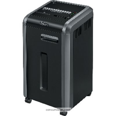 Destructoras de oficina FELLOWES DESTRUCTORA 225I 60L CORTE TIRAS 5,8 CAPACIDAD 19H. 4623001