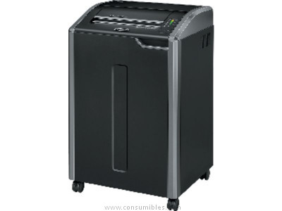 FELLOWES DESTRUCTORA C 485CI 142L CORTE EN CRUZ CAPACIDAD 28H. 4699001