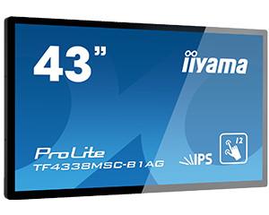 Comprar  TF4338MS -C-B1AG de iiyama online.