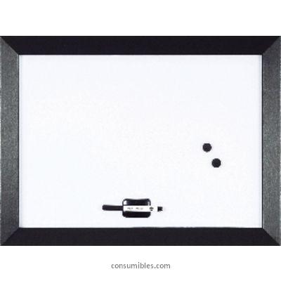 Pizarras blancas magneticas BI-OFFICE PIZARRA MAGNETICA BLANCA KAMASHI 45X60 PBKN4560