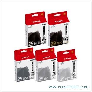 Comprar cartucho de tinta 4868B005 de Canon online.