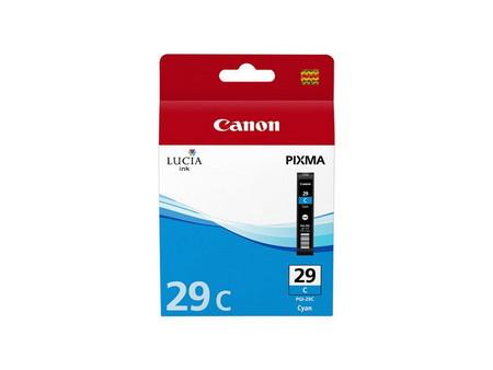 Cartuchos de tinta CARTUCHO DE TINTA CIAN CANON PGI-29C