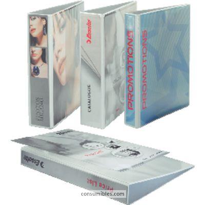 Comprar Carpetas anillas personalizables 488781(1/10) de Esselte online.