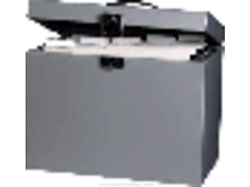 ELBA MALETIN ARCHIVADOR CLASS´N GO CLASSIC DESIGN A4 295X370X220 GRIS CERRADURA SEGURIDAD 100330261