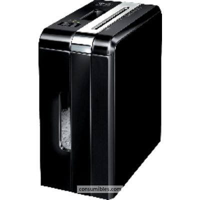 Destructoras personales FELLOWES DESTRUCTORA PERSONAL DS-1200CS CAPACIDAD 60H. 15L CORTE PARTICULAS 4X50MM 3409201