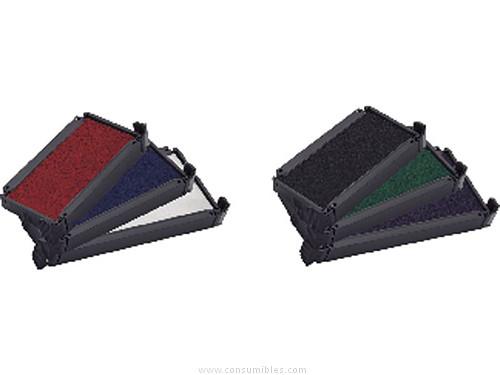 Almohadillas de recambio TRODAT ALMOHADILLA RECAMBIO 6/4817 2 UD AZUL 4817/6 A CL