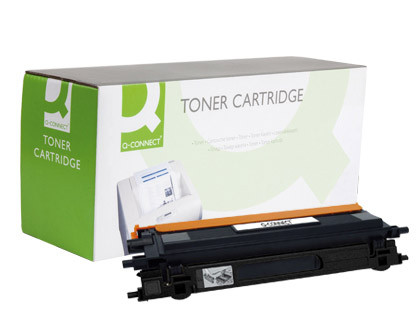 TONER Q-CONNECT COMPATIBLE BROTHER TN-135BK -5.000PAG-