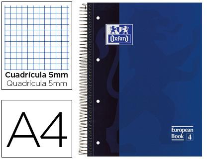Comprar Cuadernos con espiral microperforados 368566 de Oxford online.