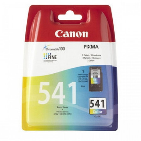 CARTUCHO DE TINTA COLOR CANON CL-541