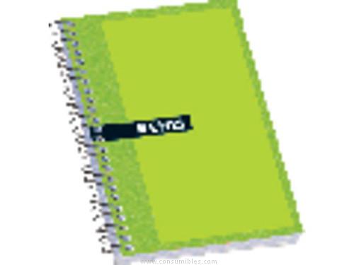 Comprar Cuadernos con espiral gama escolar 529744 de Enri online.