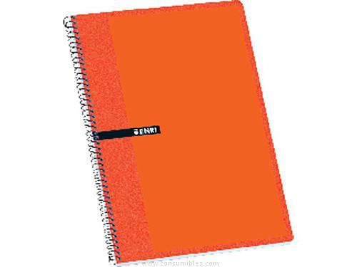 Comprar Cuadernos con espiral gama escolar 529778 de Enri online.