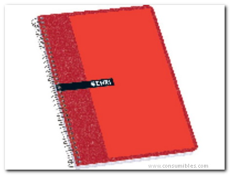 Comprar Cuadernos con espiral gama escolar 739921 de Enri online.
