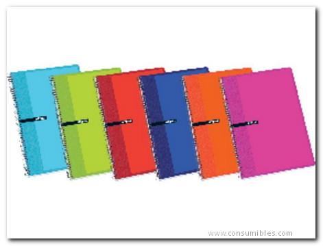 Comprar Cuadernos con espiral gama escolar 529818 de Enri online.