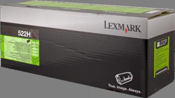 Comprar cartucho de toner 52D2H00 de Lexmark online.