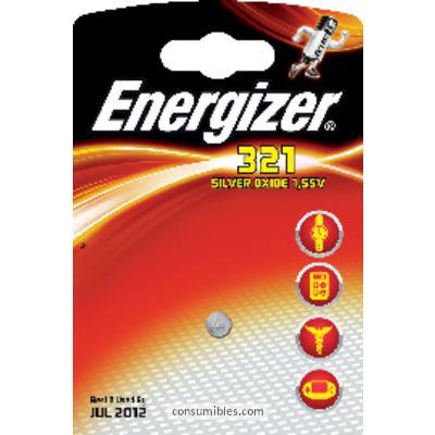 Pilas boton ENERGIZER PILAS BOTÓN PACK 1 UD. 321MBL1 610773