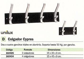 UNILUX PERCHERO CYPRES 100340804