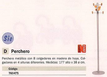 SIE PERCHERO 604