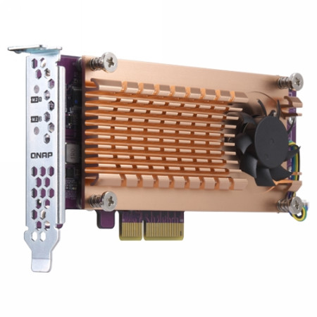 Comprar  QM2-2P-384 de QNAP online.