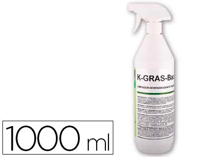 LIMPIADOR SPRAY DESENGRASANTE 1000 ML
