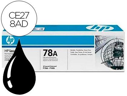CARTUCHO DE TÓNER PACK 2 HP 78A para LaserJet Pro M1536dnf MFP