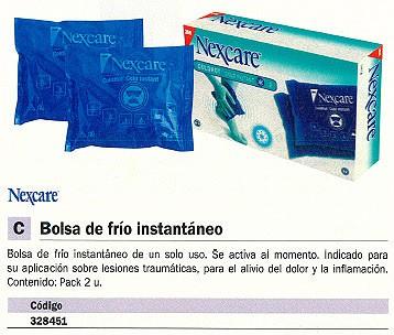 REXEL BOLSA FRIO INSTANTANEO P.2 UD 1 USO DH888814653