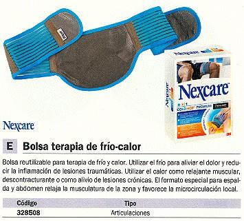NEXCARE BOLSA DE TERAPIA FRIO-CALOR PARA ARTICULACIONES DE272949970