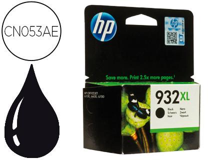 cartucho de tinta 932XL negro CN053AE