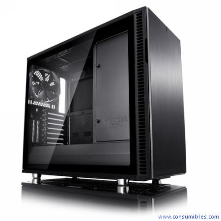 Comprar  FD-CA-DEF-R6C-BKO-TG de Fractal Design online.