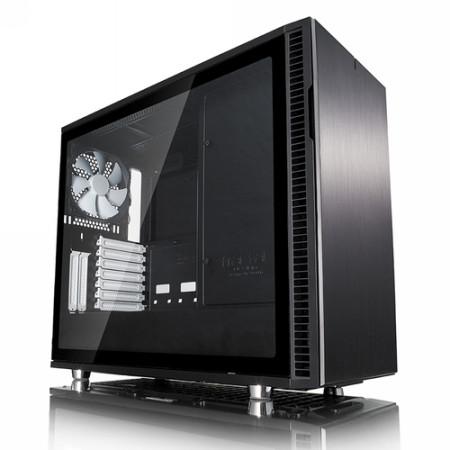Comprar  FD-CA-DEF-R6C-BK-TGL de Fractal Design online.