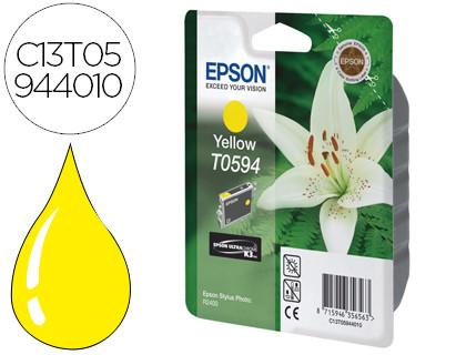 Cartucho de Tinta Amarillo T0594