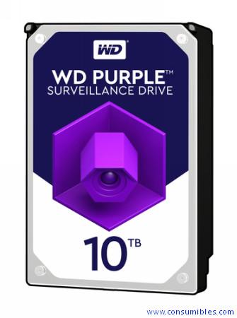 Comprar Componentes integración WD101PURZ de Western Digital online.