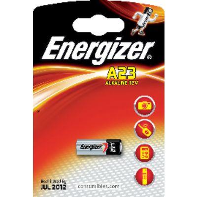 Pilas boton ENERGIZER PILAS BOTÓN PACK 2 UD. E23A BLISTER 639336