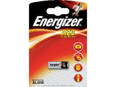 ENERGIZER PILAS BOTÓN PACK 2 UD. E23A BLISTER 639336